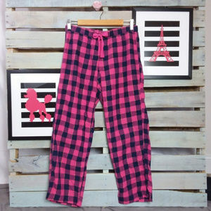 Aerie Sleep Pants Lounge Wear Buffalo Check